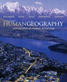 HUMAN GEOGRAPHY >CANADIAN< N/A edition cover
