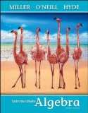 Intermediate Algebra  3rd 2015 edition cover