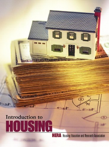 Introduction to Housing   2006 edition cover