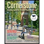 Cornerstone + Mystudentsuccesslab: Creating Success Through Positive Change  2010 9780132135429 Front Cover