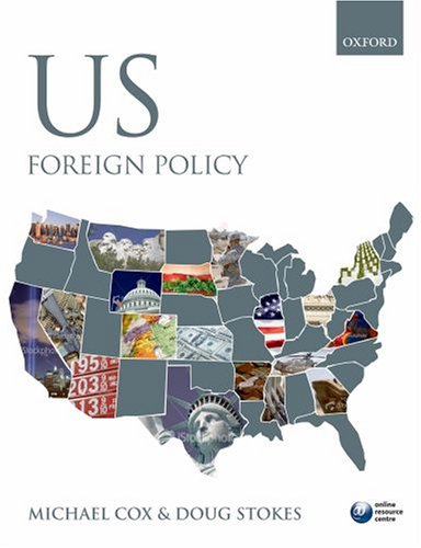 U. S. Foreign Policy   2008 edition cover