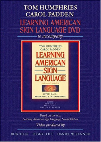 Learning American Sign Language 2nd 2004 (Revised) edition cover