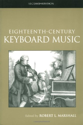 Eighteenth-Century Keyboard Music  2nd 2004 (Revised) edition cover