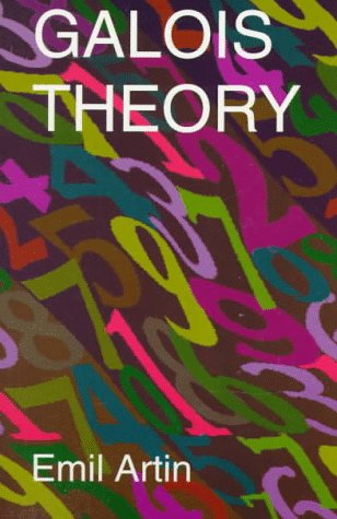 Galois Theory  Unabridged  edition cover