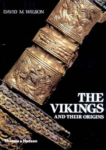 Vikings And Their Origins  1993 (Revised) edition cover