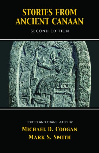 Stories from Ancient Canaan, Second Edition  2nd 2012 edition cover