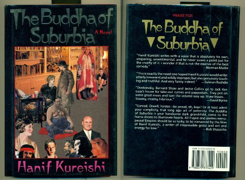 Buddha of Suburbia N/A edition cover