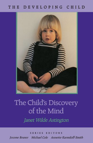 Child's Discovery of the Mind   1993 edition cover