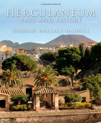 Herculaneum Past and Future  2011 edition cover