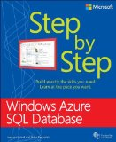 Windows Azure SQL Database   2015 edition cover