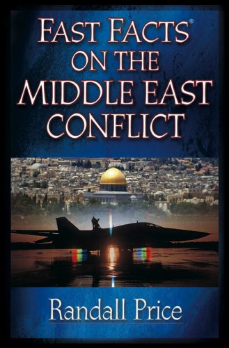 Fast Facts on the Middle East Conflict   2003 edition cover