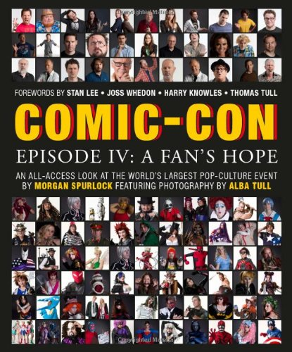 Comic-Con Episode IV - A Fan's Hope  2011 edition cover