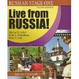 Russian Stage One : Live from Russia! = Russkii Iazyk, Etap I, Reportazhi Iz Russkii 2nd 2009 edition cover