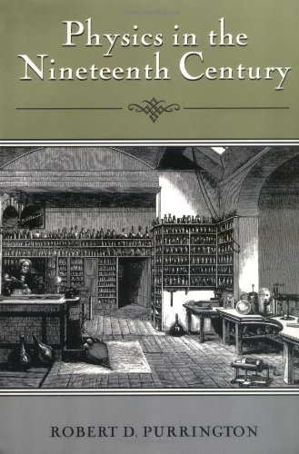 Physics in the Nineteenth Century   1997 edition cover