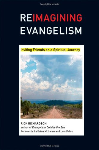 Reimagining Evangelism Inviting Friends on a Spiritual Journey  2006 edition cover