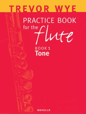 Practice Book 1-tone Flute/piano   2003 edition cover