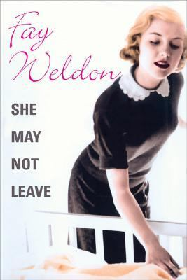 She May Not Leave   2005 9780871139429 Front Cover