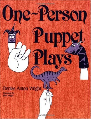 One-Person Puppet Plays  N/A 9780872877429 Front Cover