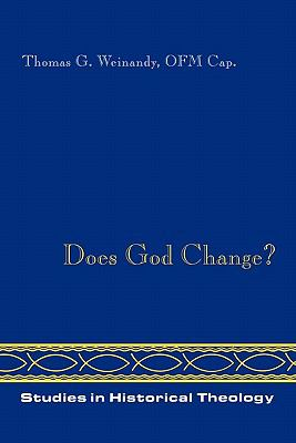 Does God Change?  N/A edition cover