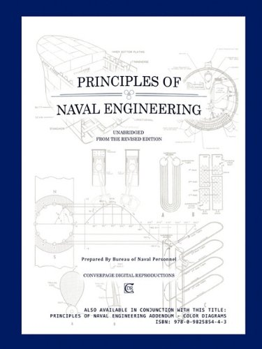 Principles of Naval Engineering N/A 9780982585429 Front Cover