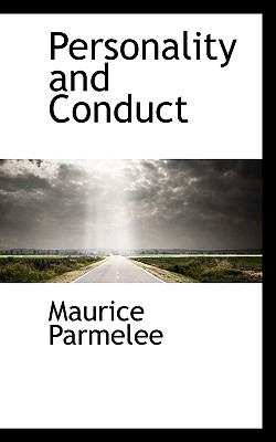 Personality and Conduct  N/A 9781116761429 Front Cover