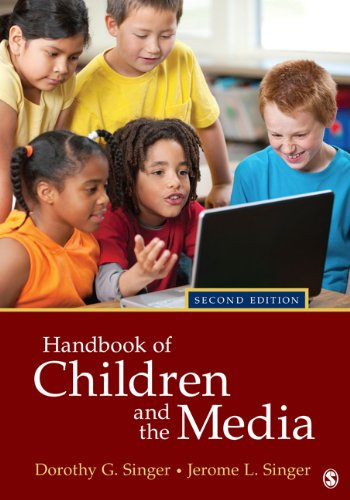 Handbook of Children and the Media  2nd 2011 edition cover