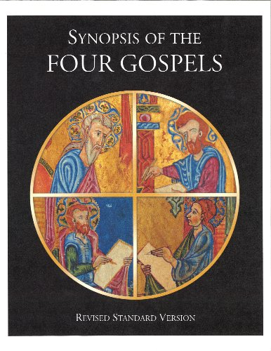 RSV English Synopsis of the Four Gospels 2nd 2010 9781585169429 Front Cover
