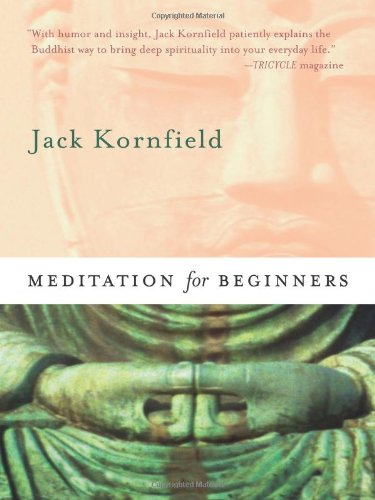 Meditation for Beginners   2008 edition cover