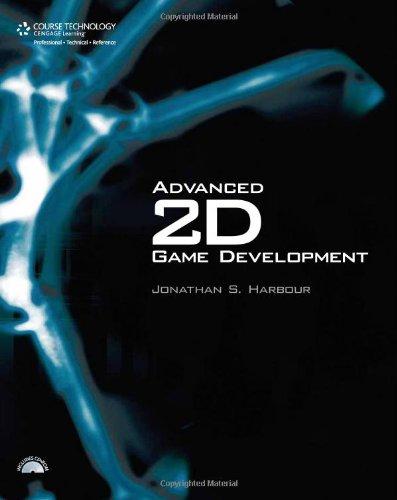 Advanced 2D Game Development   2009 edition cover