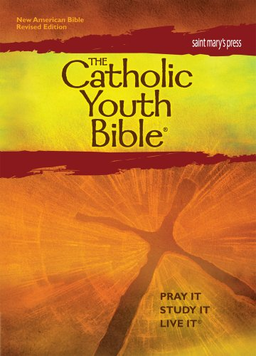 Catholic Youth Bible New American Bible, Revised Edition: Translated from the Original Languages with Critical Use of All the Ancient Sources 3rd 2012 (Revised) edition cover