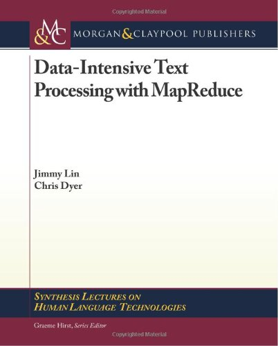 Data-Intensive Text Processing with MapReduce  N/A edition cover