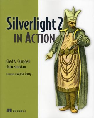 Silverlight 2 in Action   2008 9781933988429 Front Cover