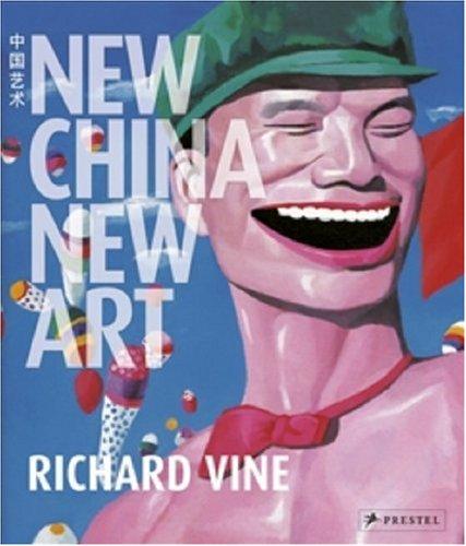 New China New Art Zhongguo Dang Dai Yi Shu  2008 9783791339429 Front Cover