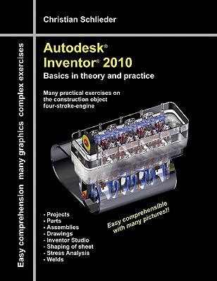 Autodesk� Inventor� 2010 N/A 9783842343429 Front Cover