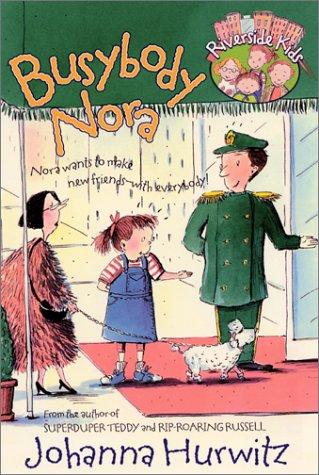 Busybody Nora   2001 edition cover