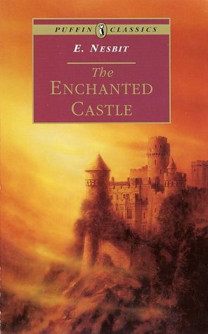 Enchanted Castle   2004 (Abridged) edition cover