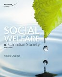 Social Welfare in Canadian Society  5th edition cover