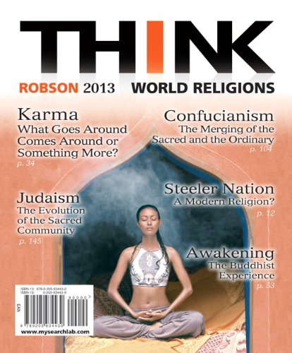 Think World Religions  2nd 2013 edition cover