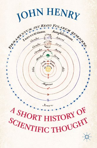 Short History of Scientific Thought   2011 edition cover
