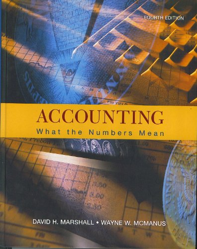 Accounting 4th 1999 9780256268430 Front Cover