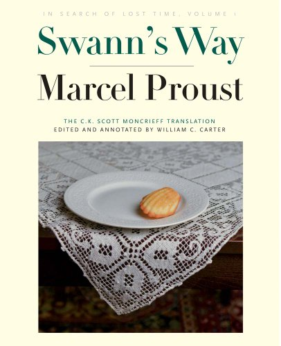 Swann's Way In Search of Lost Time  2014 9780300185430 Front Cover