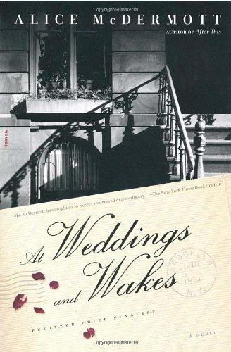 At Weddings and Wakes  N/A 9780312429430 Front Cover