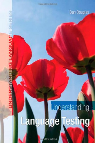 Understanding Language Testing   2010 edition cover