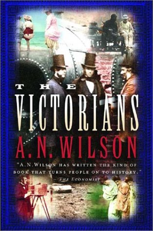 Victorians  N/A 9780393325430 Front Cover