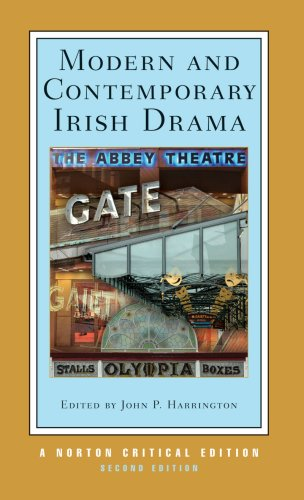 Modern and Contemporary Irish Drama  2nd 2008 edition cover