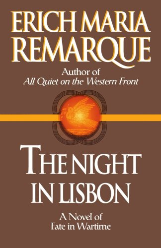 Night in Lisbon  N/A edition cover