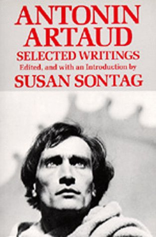 Selected Writings of Artaud   1988 edition cover