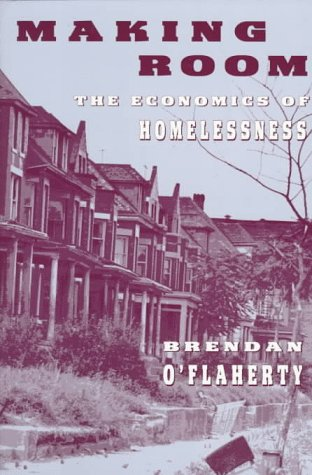 Making Room The Economics of Homelessness  1996 edition cover