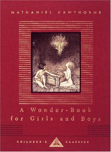 Wonder-Book for Girls and Boys  N/A edition cover
