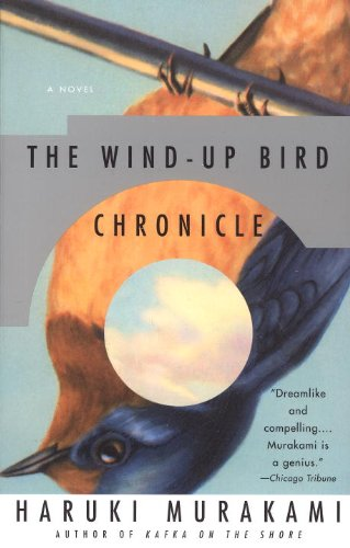 Wind-Up Bird Chronicle   1997 edition cover